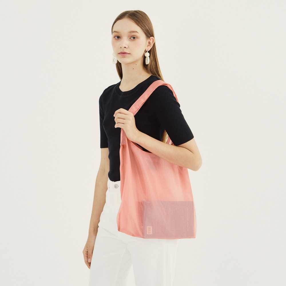 Daily Organza Bag_Pink